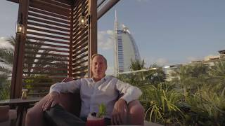 Get to know Michael Ellis, Jumeirah's Chief Culinary Officer