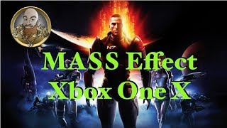Xbox One X: Mass Effect 1