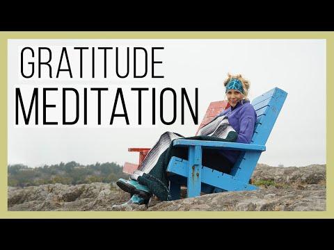 Thanksgiving 2014 Gratitude Meditation