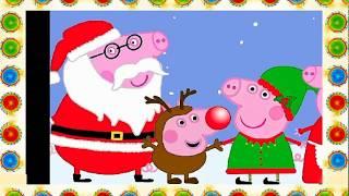 Свинка Пеппа  Новый год 2019