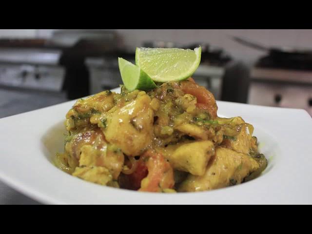 Recetas | Cómo hacer Pollo al curry con crema de coco | Dromedario