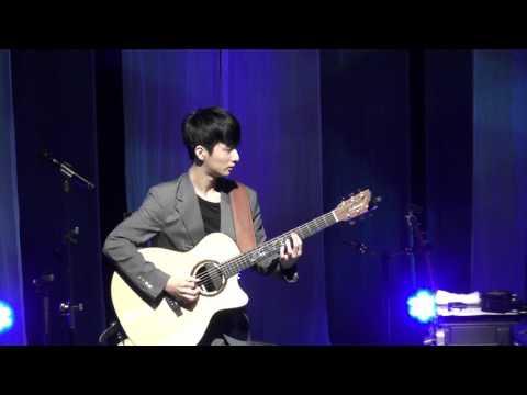 (Original) Gravity - Sungha Jung (live)