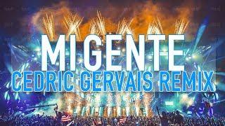 J. Balvin - Mi Gente (Cedric Gervais Remix) [Official Audio HD/HQ]