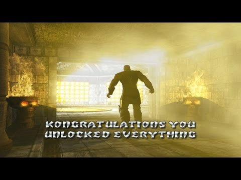 Mortal Kombat : Armageddon - Konquest Walkthrough [Pt 11/11 - Edenian Ruins]