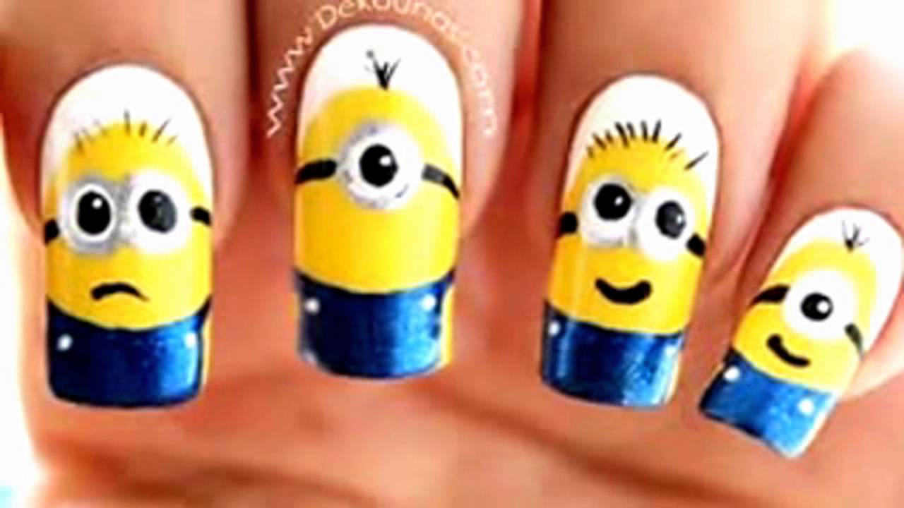 Nail Art Designs Cartoon| Nail Art Designs 2016| Nail Art Designs Cartoon - Nail Art Designs CartoonNail Art Designs 2016Nail Art Designs