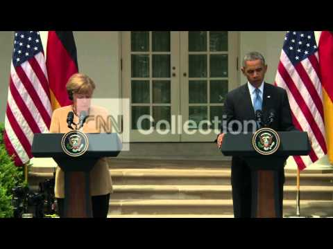 DC:OBAMA MERKEL MTG-US GERMANY UNITED ON UKRAINE