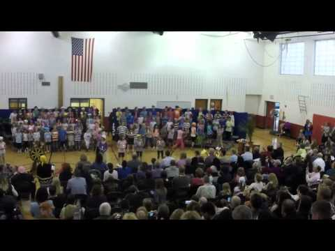 Millburn Elementary Music Performance - 4/29/2014