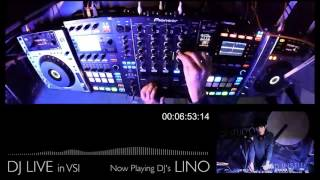 LINO - DJ LIVE in VSI [ 2017 April ] DJM 900SRT / Traktor D2 / CDJ 850