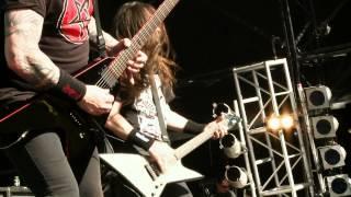 Exodus - Blacklist - Bloodstock 2013