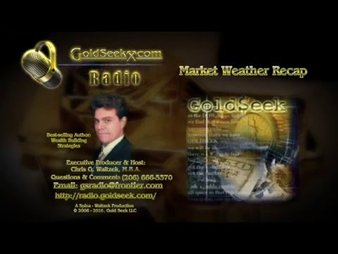 GoldSeek Radio - March 11, 2016  [DAVID MORGAN & CHRIS MARTENSON  weekly
