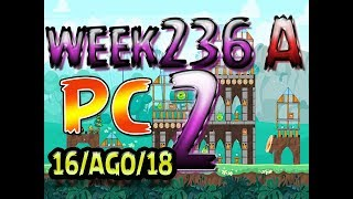 Angry Birds Friends Tournament Level 2 Week 326-A PC Highscore POWER-UP walkthrough