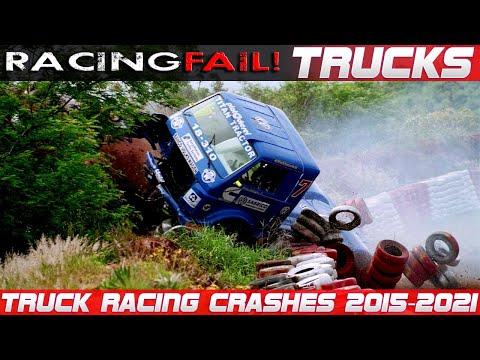TOP 30 Biggest Truck Racing Crashes 2015-2021  