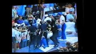 atlanta braves san diego padres brawl 1984