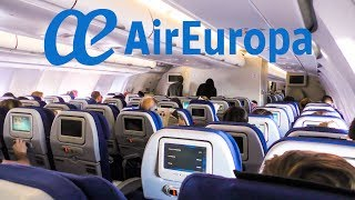 ONBOARD EXPERIENCE | Air Europa LONG HAUL |  A330-200 | ECONOMY | MAD-JFK