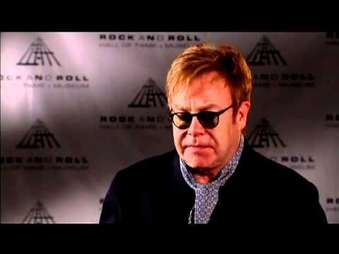 Elton John on Leon Russell Inductions 2011
