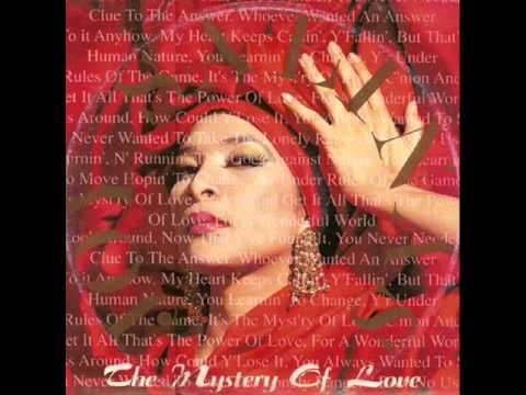 Joy Salinas - The mystery of love (radio out)