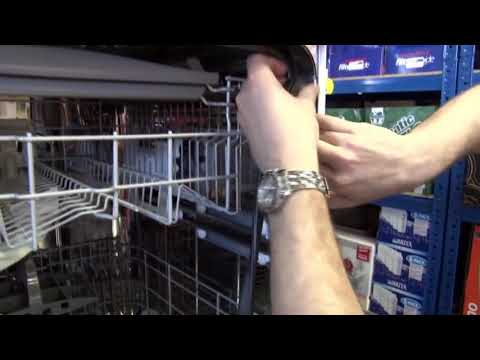 How to Replace a Dishwasher Door Seal