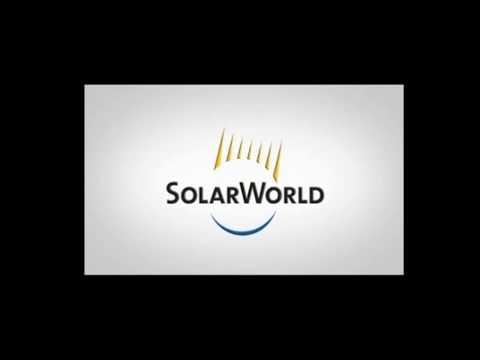Processus de fabrication des panneaux solaires de la marque Allemande SolarWorld