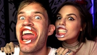 THE MOUTH CHALLENGE!!