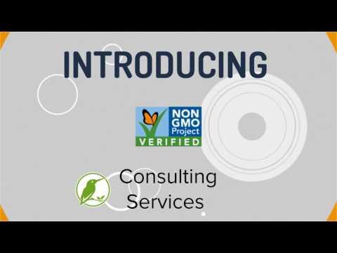 Non-GMO Project Consulting Services