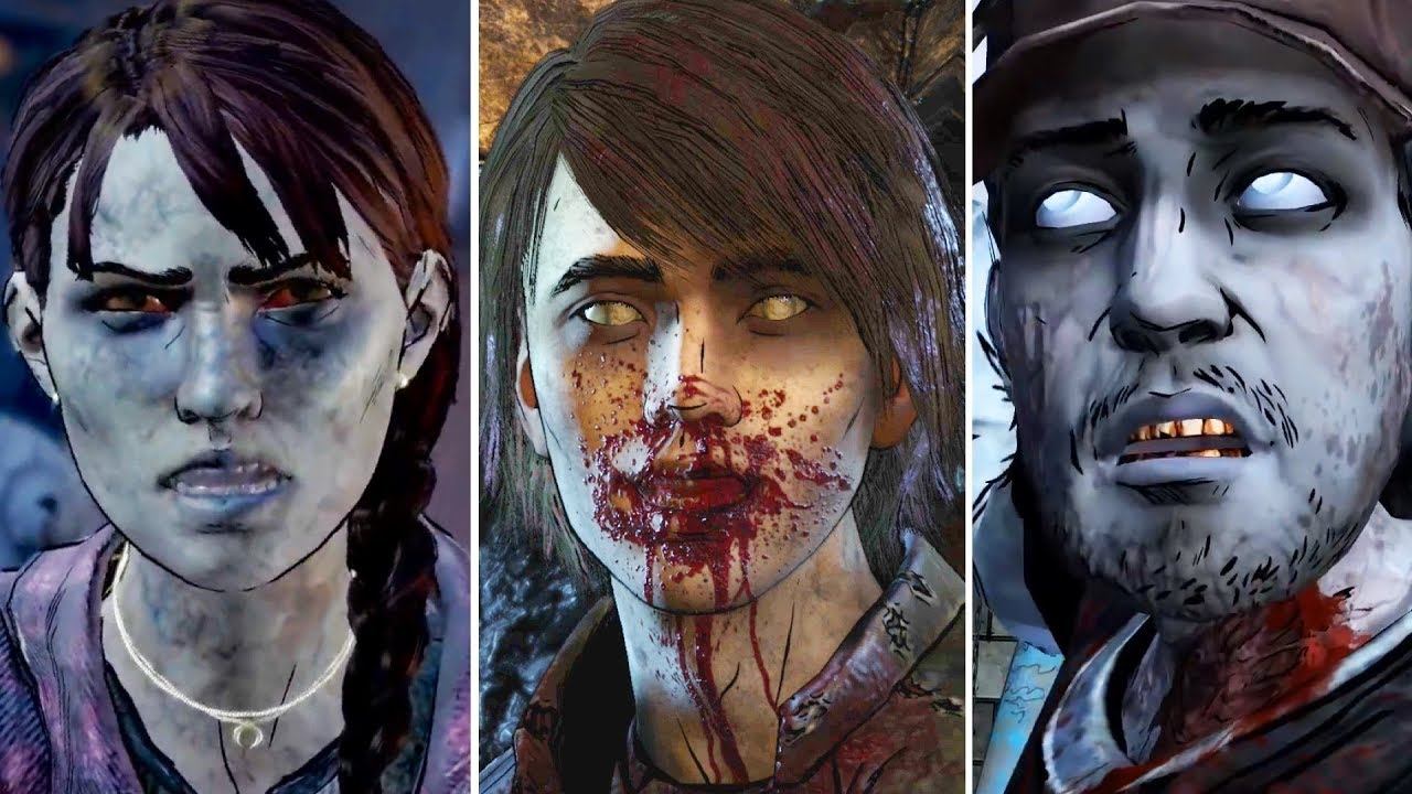 Download 10 Major Walkers Characters in The Walking Dead - The Walking Dead Season 4 Episode 4
