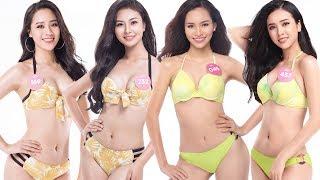 Tổng hợp phần thi bikini Hoa Hậu Việt Nam 2 miền Bắc và Nam - FULL