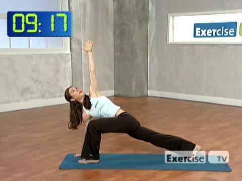 beginner yoga workout videosexercisetv  youtube