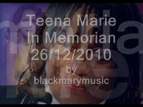 Rick James & Teena Marie - Every Little Bit Hurts (blackmarymusic)
