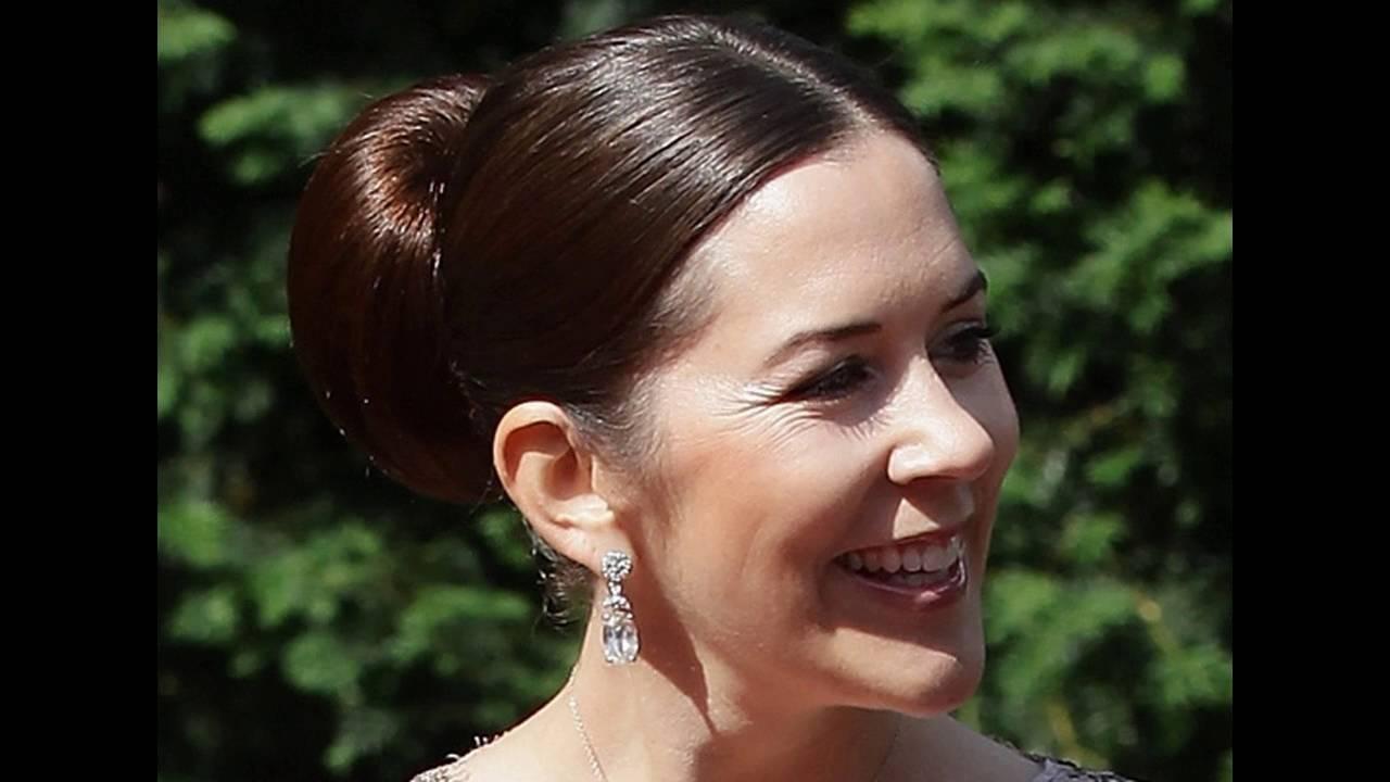 Prinzessin Hochzeit Frisuren Youtube
