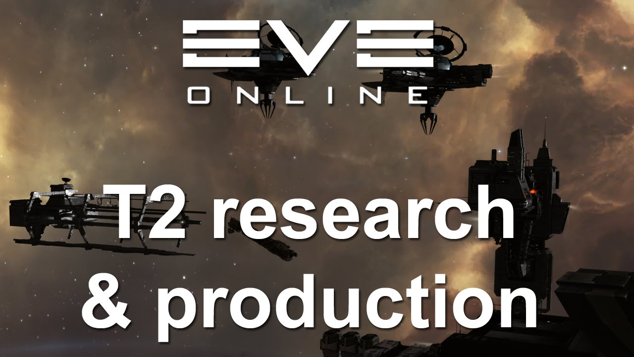 Eve online tech 2 research and production youtube malvernweather Gallery