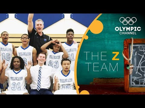 Christian Laettner helps a struggling high-school team improve their game