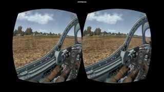 War Thunder on the Oculus Rift Pt. 1