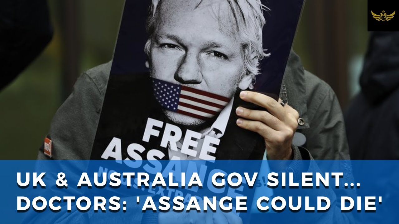 60+ doctors warn Assange could die in prison. UK & Australia governments do nothing
