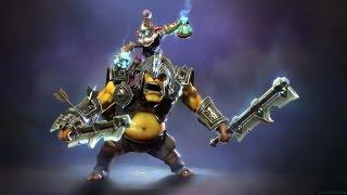 Dota 2 items reborn - #3 - Alchemist - Toxic Siege Armor