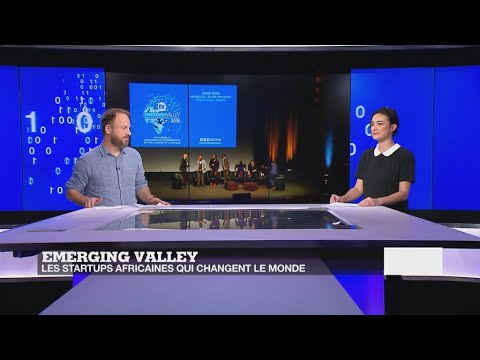 Emerging Valley : les innovateurs africains qui changent le monde