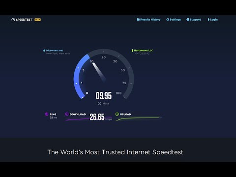 Speedtest.net HTML5 Beta Review