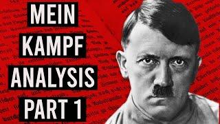 Mein Kampf Analysis Part 1