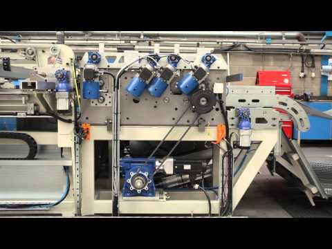 Firmac Ltd - Pro-Duct Evolution - The world's first fully automated duct forming machine