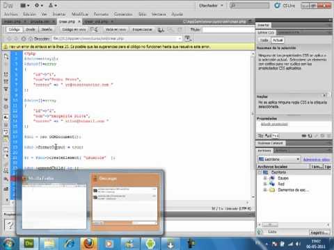 VideoTutorial 34 del Curso de PHP POO