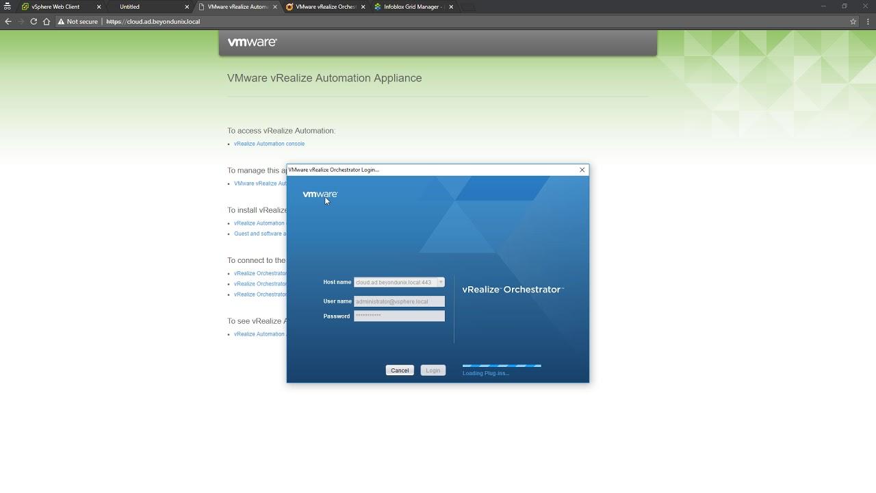 vRealize Automation integration with Infoblox (WAPI) – Paul
