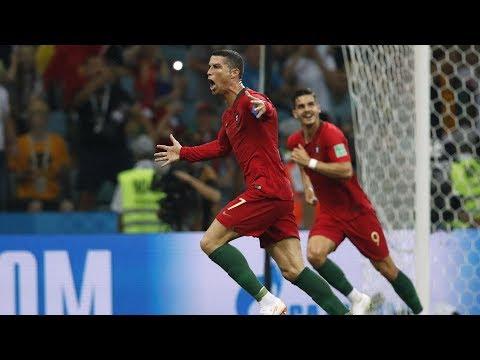 Portugal 3-3 Spain | Cristiano Ronaldo Free Kick And Hat-Trick Stuns Spain | #FDReacts