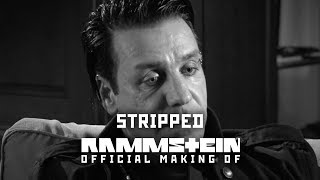 Скачать Rammstein Stripped Official Making Of