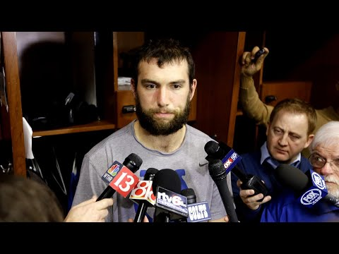Agents: Rumors of Andrew Luck leaving Colts