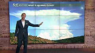 What is an anvil cloud?