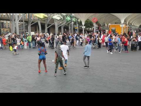 African Dance London Style