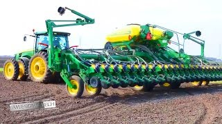 Amazing Agricultural Technology #1 - Impressive Tractor Videos.