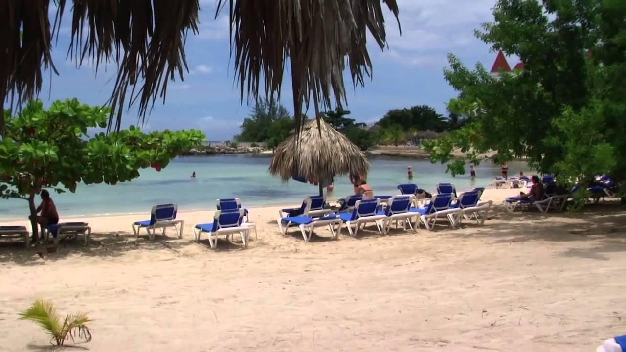 Gran Bahia príncipe Jamaica - YouTube