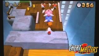 Super Mario 3D Land Walkthrough - Part 1 (Intro + World 1) *HD*