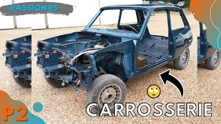 RENAULT 5 ALPINE TURBO RESTAURATION (Partie 2)