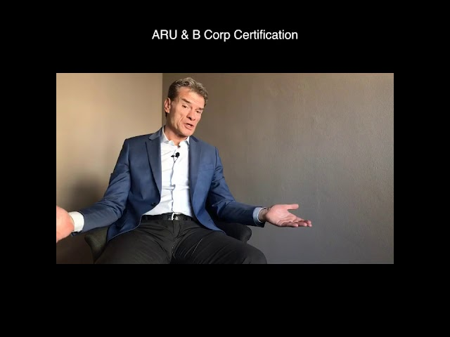 ARU & B Corp Certification